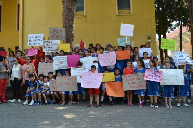 Botaşspor'u Adana'dan Koparmayın' Çağrısı