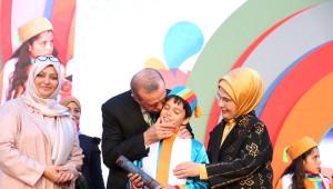 Cumhurbaşkanı Erdoğan Torununun Mezuniyet Heyecanını Paylaştı