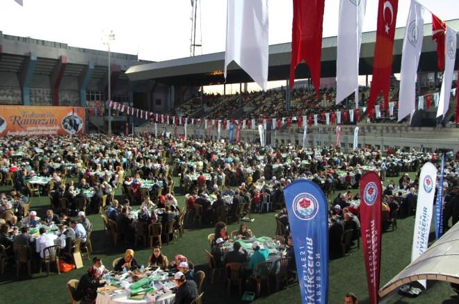 Gaziosmanpaşa'dan Trabzon'a Kardeşlik İftarı