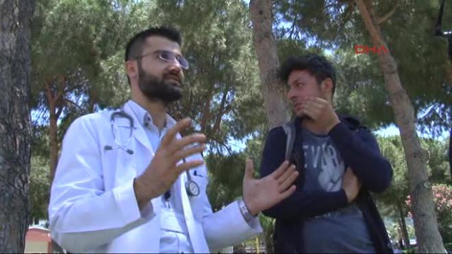 Izmir Organ Bekleyen Hastanın Hayatını Kısa Film Yaptı