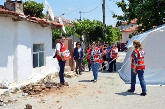 Manisa'da Deprem Psikolojileri Bozdu