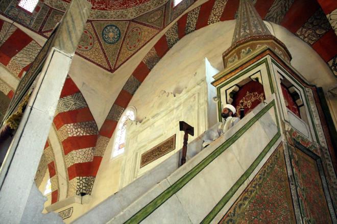 Selatin Camilerde Ramazanın İlk Cuması
