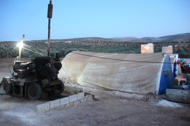 Suriyeliler Enerjilerini Kendileri Üretiyor