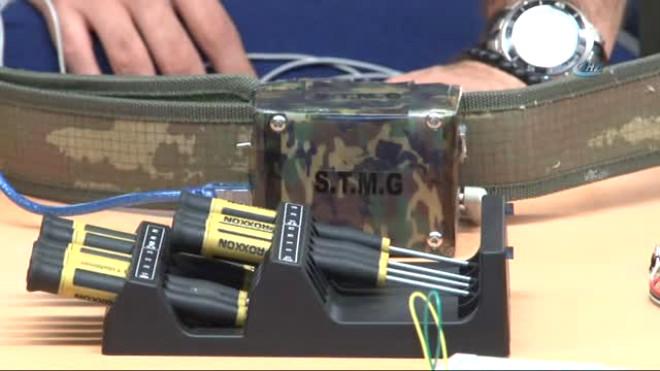 Üniversite Öğrencileri Askerlerin Sağlık Durumunu Takip Eden Cihaz Geliştirdi
