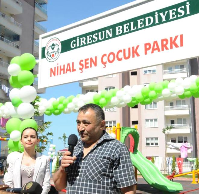 18 Yaşında Hayatını Kaybeden Nihal Şen Adına Park Açıldı