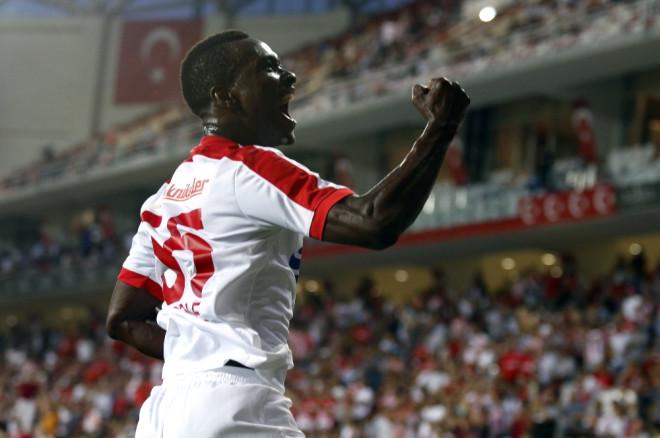 Antalyaspor, Sahasında Gaziantespor'u Yendi