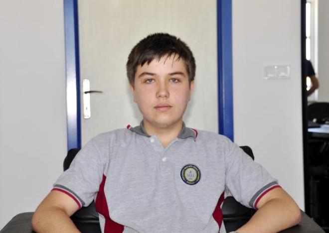 Artem İvanov da Teog'da Tam Puan Aldı