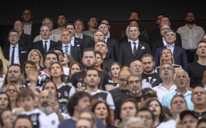 Beşiktaş - Osmanlıspor Maçından Fotoğraflar