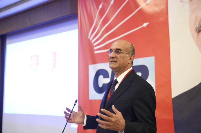 CHP Yurtdışı Birlikleri Çalıştayı Başladı