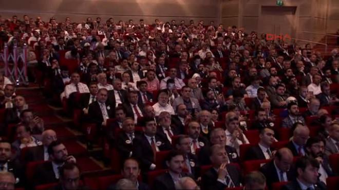 Erdoğan Müsiad Genel Kurulunda Konuştu