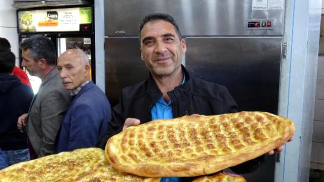 Erzurum'da İftar Öncesi Uzayan Kuyruklar