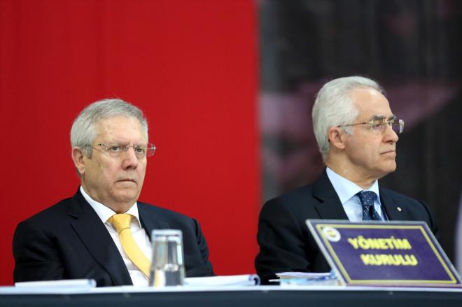 Fenerbahçe Kulübünün Mali Kongresi Başladı