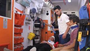 Şanlıurfa'da İki Otomobil Çarpıştı: 5 Yaralı