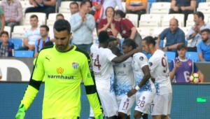 Trabzonspor-Bursaspor Ek Fotoğrafları