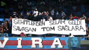 Trabzonspor-Bursaspor Fotoğrafları