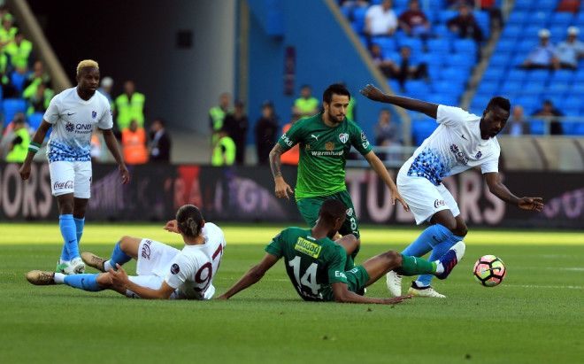 Trabzonspor-Bursaspor Maçının Ardından 2