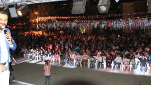 Hakkari'de Seyfullah Çakmak Konseri