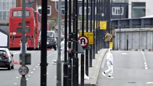 Londra'da Terör Baskını
