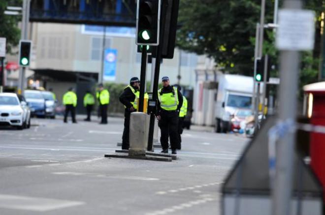 Londra'nın Üç Bölgesinde Terör Alarmı