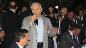 Başbakan Yıldırım Haymana'da (2)
