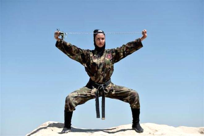 İran'ın Kadın Ninjaları