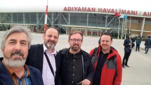 Saü'lü Akademisyenler Adıyaman Depremini İnceledi