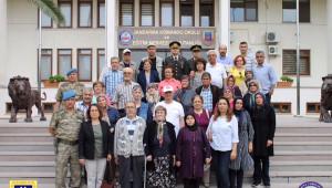 Aydınlı Şehit Aileleri Kültür Gezisinde Bir Araya Geldi