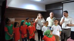 Büyükşehir'den Öğrencilere Çevre Bilinci Eğitimi