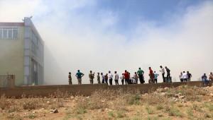 Güncelleme - Şanlıurfa'da Gıda Deposundaki Yangın
