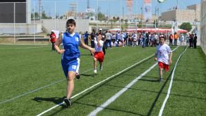 Lüleburgaz'da Özel Olimpiyatlar Trakya Bölge Oyunları Gerçekleşti