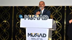 Müsiad'ın Geleneksel İftar Yemeğinde Malatya Protokolü Bir Araya Geldi