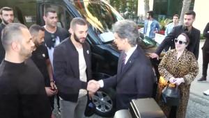 Real Madridli Benzema, Fatih'teki Sokak İftarına Katıldı