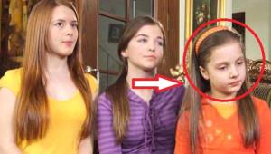 'Selena' Dizisinin Minik Nazlı'sı Koca Kız Oldu