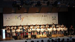 Yalova'da Öğrencilerden Oluşan Ritim Orkestrası İlgi Gördü