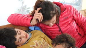 Suriyeli Omar Savaşta Bacağını, Çeşme'de Umudunu Yitirdi