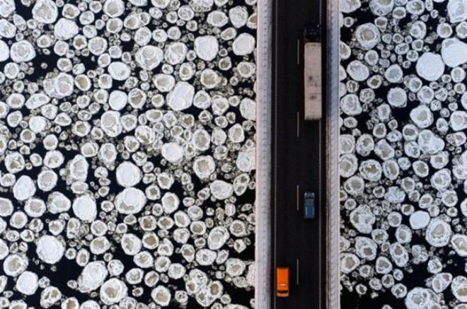 Dünyanın Çeşitli Yerlerinde Çekilmiş En Etkileyici 15 Fotoğraf