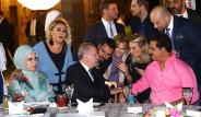 Cumhurbaşkanı Erdoğan'ın İftar Yemeğine Ünlü Akını
