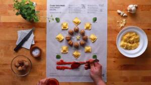 IKEA Yemek İşine De El Attı: Cook This Page