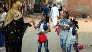 Fotoğraflarla: Dünyadan Ramazan Bayramı Kutlamaları