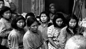 Kadınları İlişki Kölesi Olarak Kullanan, Japonya'yı Utandıran Kareler