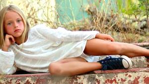 Dünyanın En Güzel Çocuğu Kristina Pimenova'nın Son Haline Bakın!