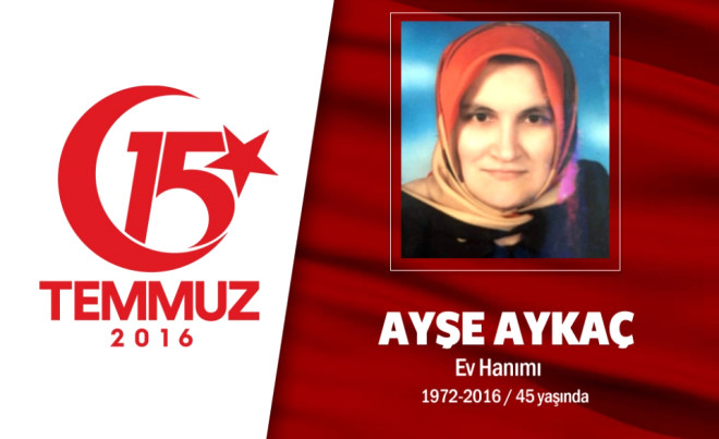 44 yaşındaki Ayşe Aykaç