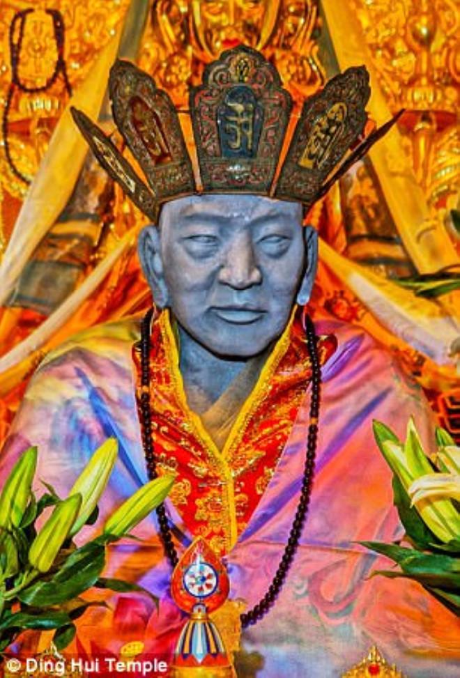1000 Yıl Önce Ölen Budist Rahibin Mumyası Şoke Etti