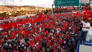 Yabancı Ajansların Gözüyle İstanbul'da 15 Temmuz