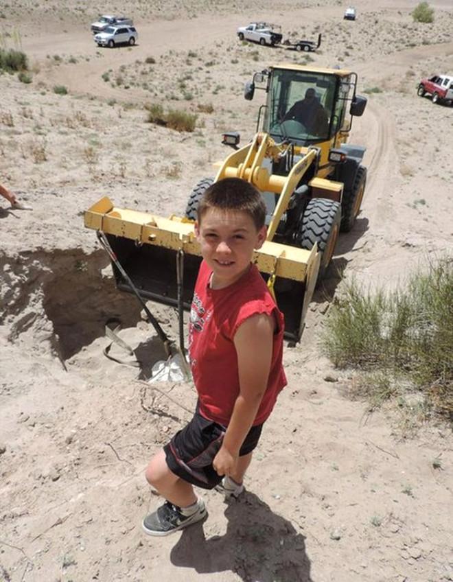 ABD'de Bir Çocuk 1.2 Milyon Yaşındaki Fosili Keşfetti