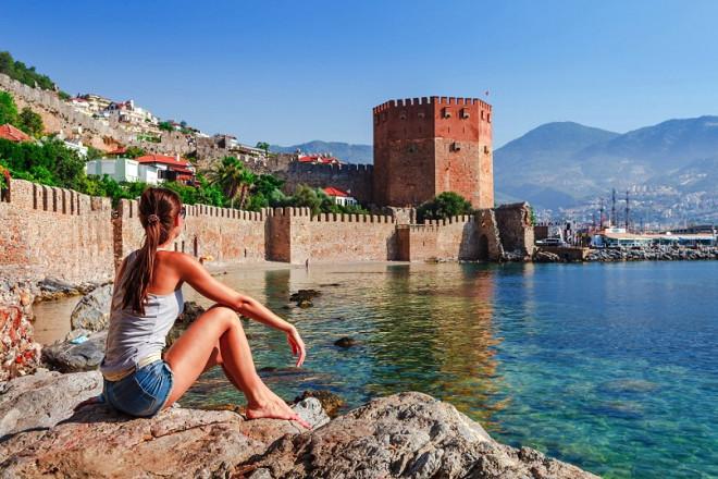 Alanya, Avrupa'nın En Çapkın 10 Plajı Arasına Girdi