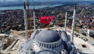 Çamlıca Camii'nde Aynı Anda 63 Bin Kişi Namaz Kılabilecek!