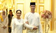 Malezyalı Prenses Müslüman Olan Hollandalı Eski Mankenle Evlendi