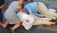 Barcelona'daki Terör Saldırısından Korku Dolu Kareler