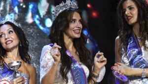 Rusya'nın 'Evli Güzeli' Seçildi